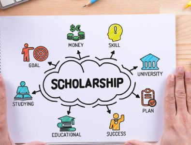 An Image Representing The Scholarship Concept.