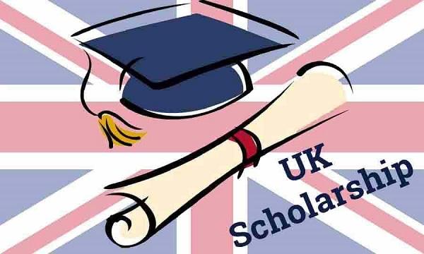 UK Scholarship Concept.